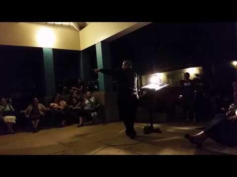 Predicando Residencial Virgilio Davila (Bayamon Puerto Rico) Evangelista Ricardo Pacheco