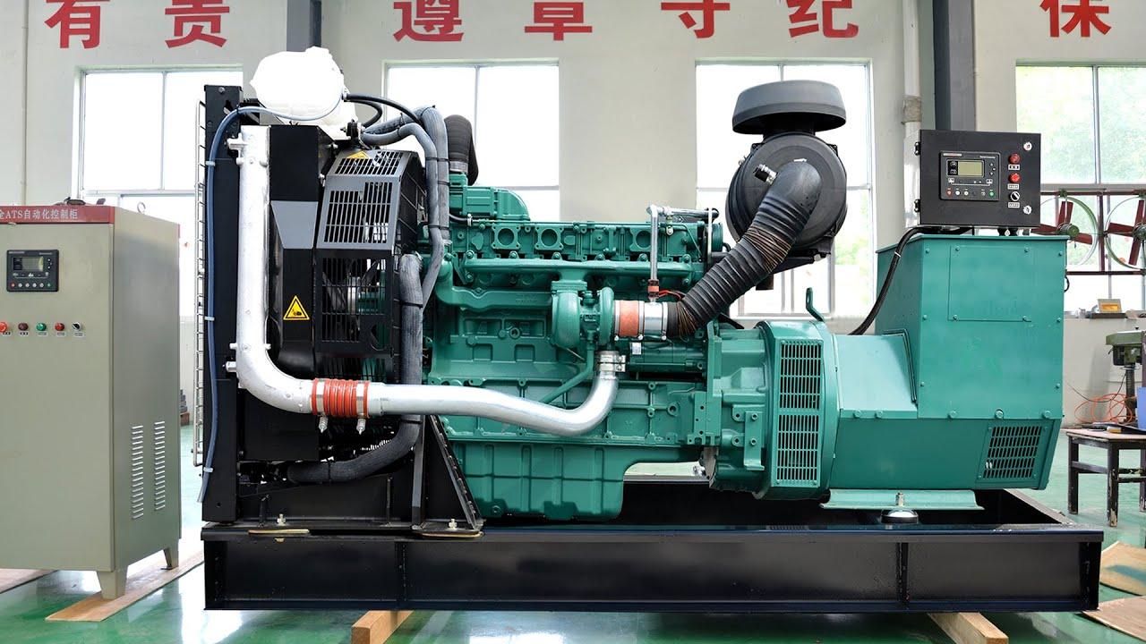 150kva volvo sel generator 120kw sel generator
