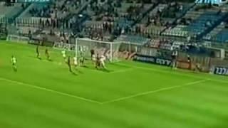 בני סכנין נגד הפועל תל אביב 2-2 עונת 2005-2006