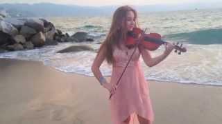 Hey Brother - Avicii Violin Cover - Priscilla