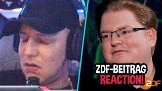 """Schlechter ZDF-Beitrag? 🤔 Reaktion auf """"Streaming als Traumberuf"""" 😱 MontanaBlack Reaktion"""