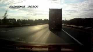 Авария на южной объездной г.Владимир