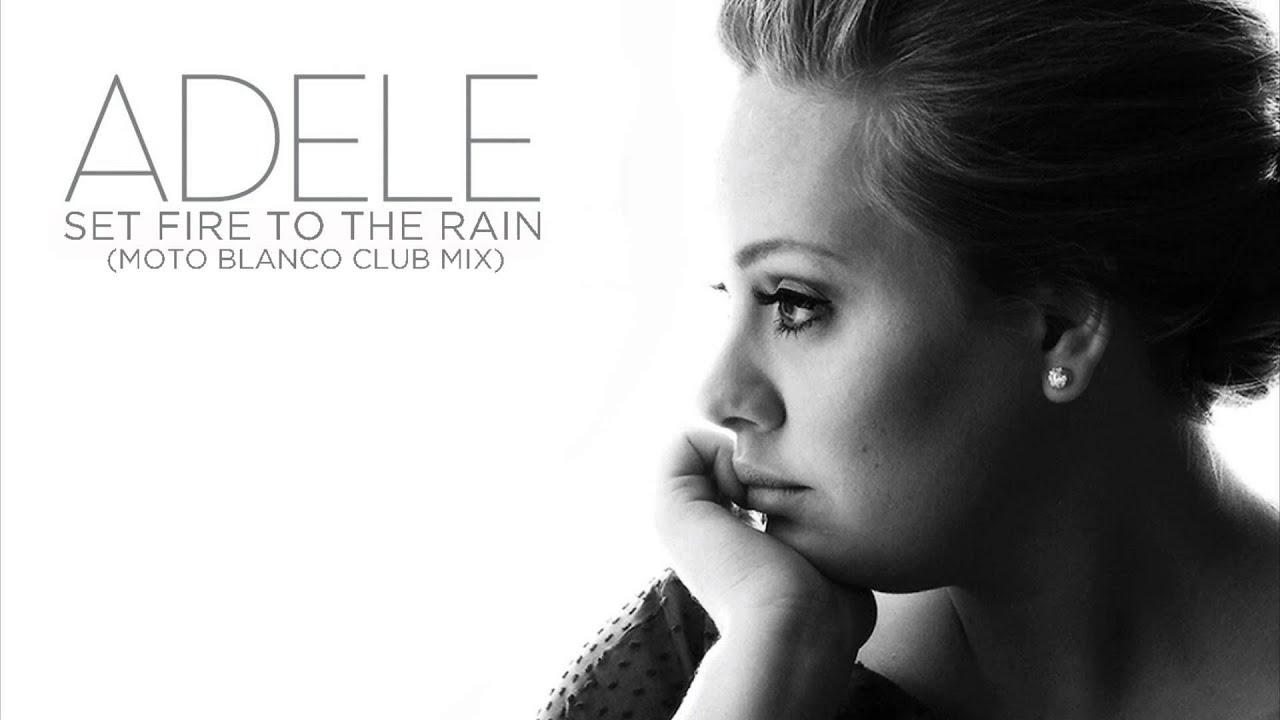 Set Fire To The Rain Remix