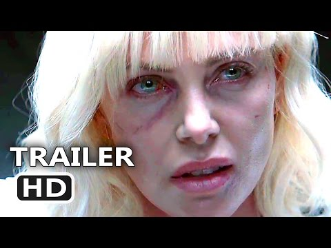 Thumbnail: АTOMIC BLΟNDE Official Trailer # 2 (2017) Charlіze Theron Action Movie HD