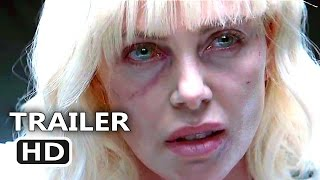АTOMIC BLΟNDE Official Trailer # 2 (2017) Charlіze Theron Action Movie HD