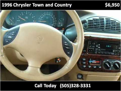 1996-chrysler-town-and-country-used-cars-albuquerque-nm