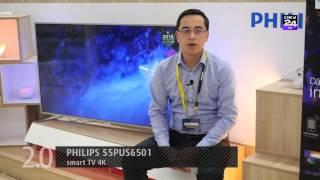 Philips TV 4K 55PUS6501/12