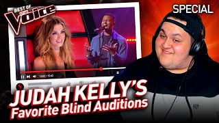 The BEST Blind Auditions according to The Voice WINNER Judah Kelly