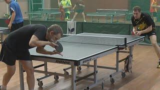 Роман БОРТНИКОВ vs Дмитрий БОБРОВ, Турнир Master Open, Настольный теннис, Table Tennis