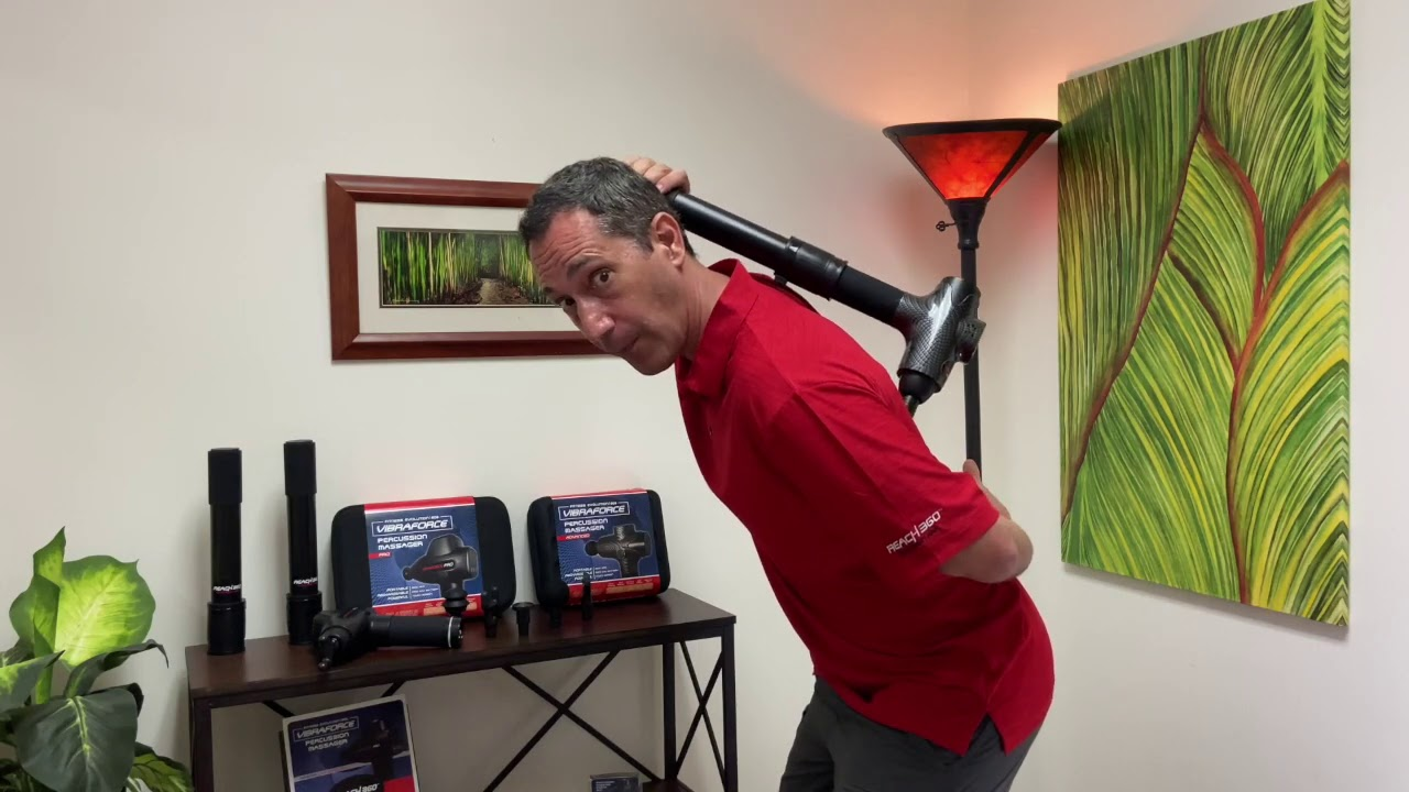 REACH 360™ Extension Arm | Getting Started