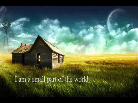 Sally K. Albrecht - I am a small part of the world (lyrics)