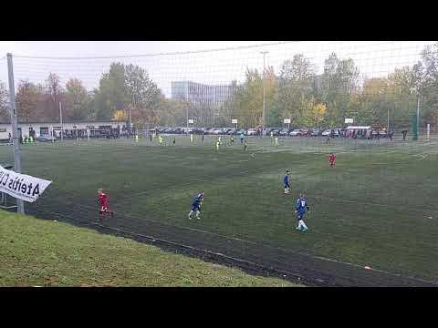 "FM""Ateitis""Vilnius-  Be1 Kaunas 0:1 ATEITIS CUP 2019 autumn (U11)"