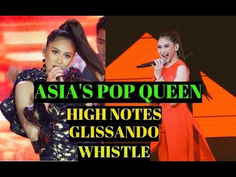 Sarah Geronimo HIGH NOTES had Other Singers SLAYED - 동영상