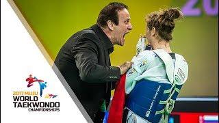 2017 World Taekwondo Championships MUJU_Final match (Women -53kg)