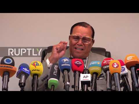 Iran: NoI's Farrakhan warns Trump war in Middle East would 'end' the US
