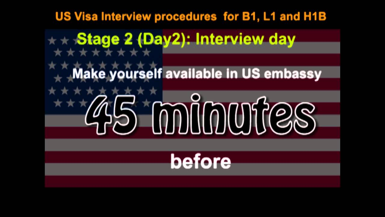 Us visa process b1 l1 and h1b youtube altavistaventures