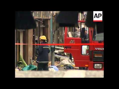 N. IRELAND: OMAGH: AT LEAST 26 KILLED IN CAR BOMB BLAST