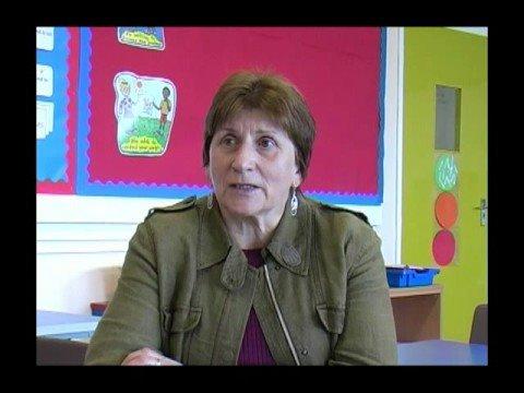 Ceòlas chairwoman interview (Gaelic)