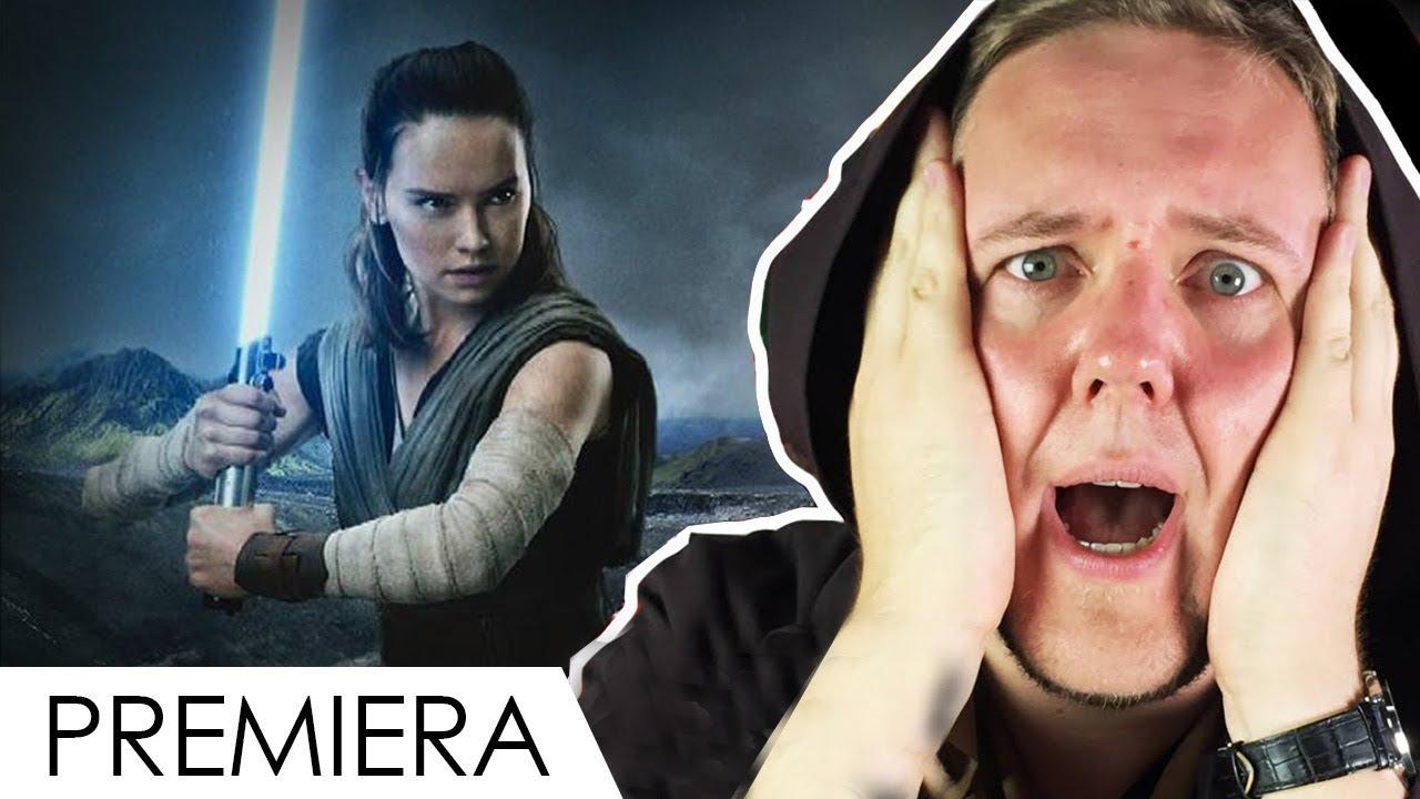 Gwiezdne wojny: Ostatni Jedi (Last Jedi) – recenza – TYLKO PREMIERY