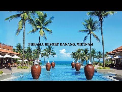FURAMA RESORT DANANG, VIETNAM, 5 STAR BEACH RESORT