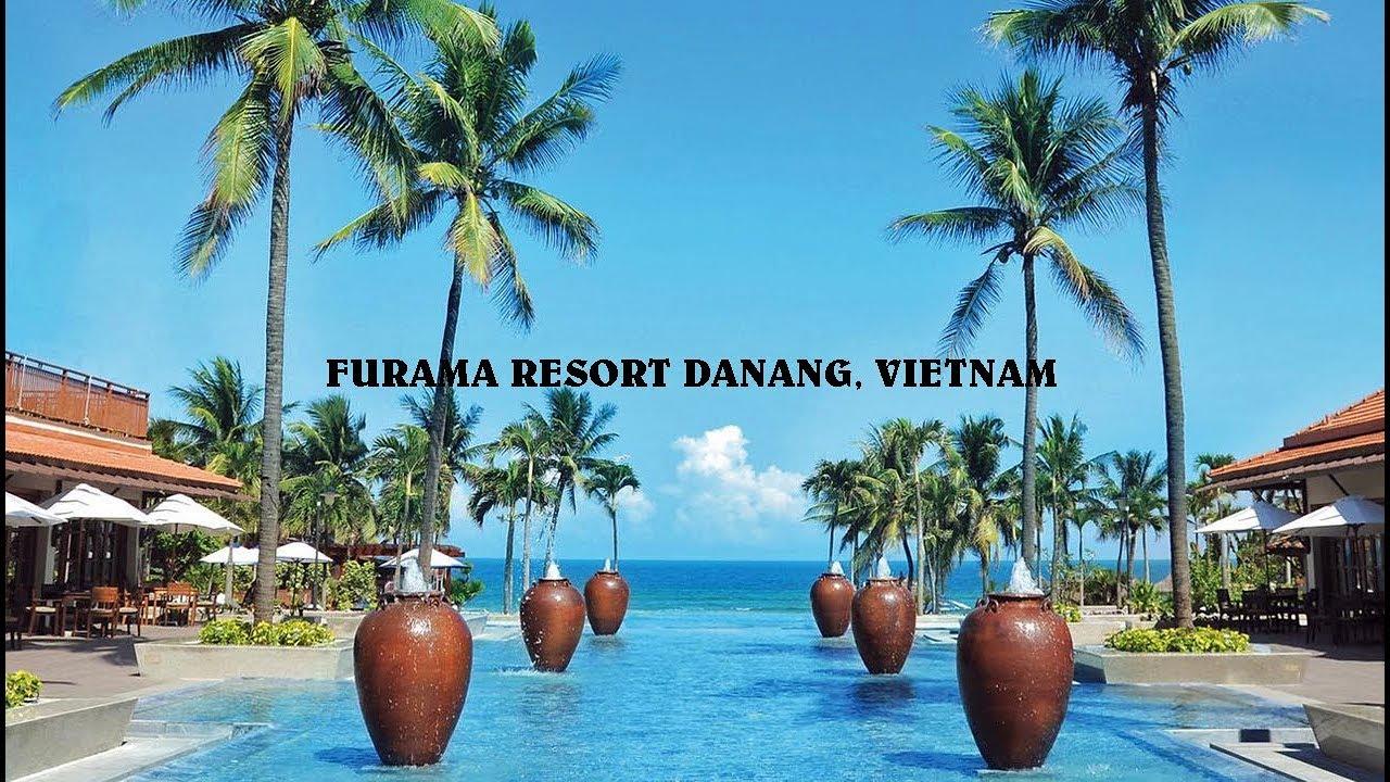 Furama Resort Danang Vietnam 5 Star Beach