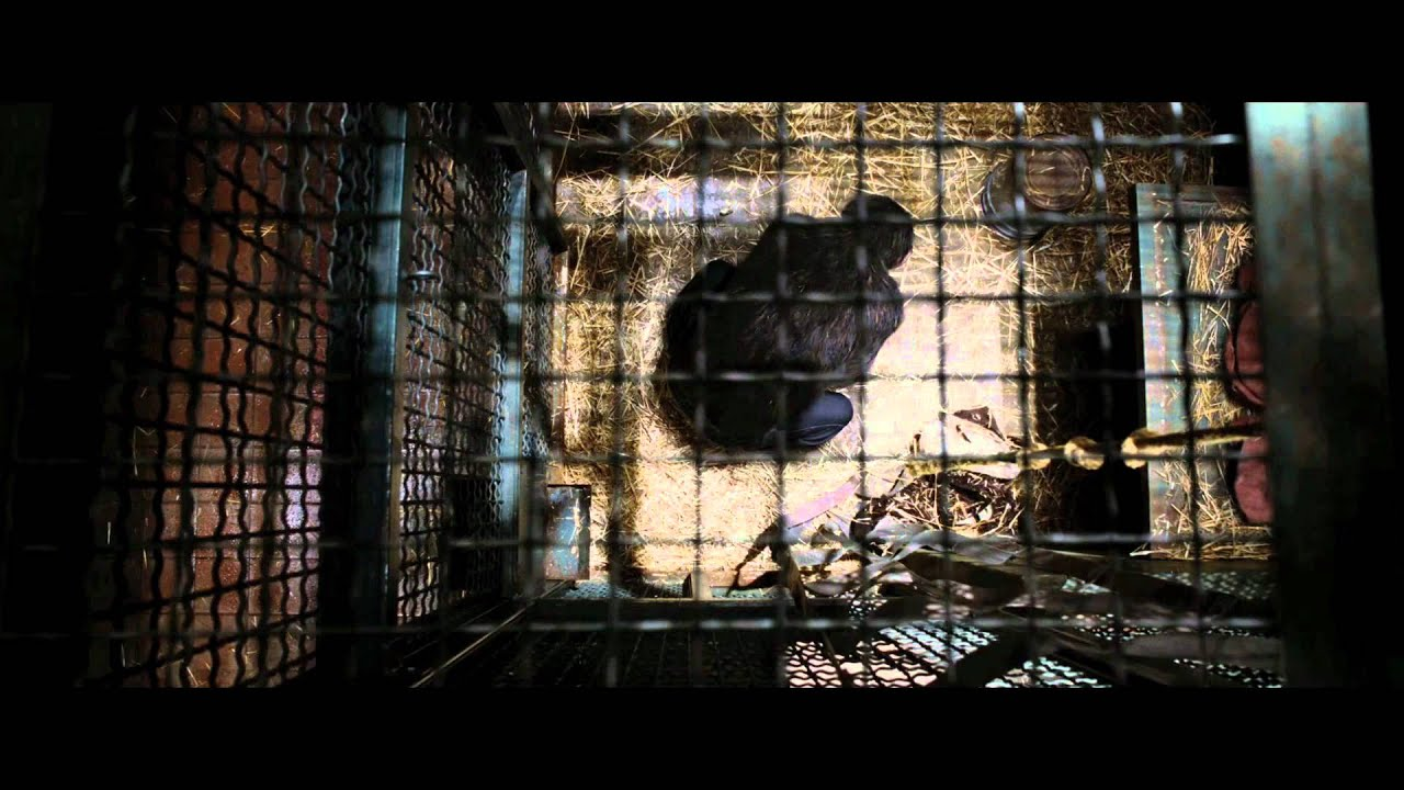 Rise of the Planet of the Apes   Official  International Trailer   2011