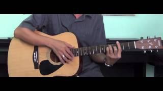 ĐÊM LAO XAO(Full)Guitar cover