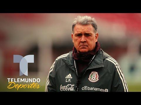 La falta de cariño del Tri ante Paraguay que deja sabor agridulce al Tata | Telemundo Deportes