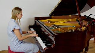 Elton John - Don't Go Breaking My Heart - by Gabi (piano cover)