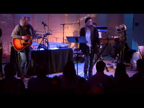 Patti Smith: Pissing in a River, Live on Spinning on Air in The Greene Space
