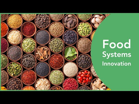 Food Systems Innovation
