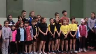 настольный теннис Жолква LIRS OPEN 2018 парад-открытие