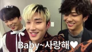 [ESPSUB] B.A.P HEYO TV Video para BABY