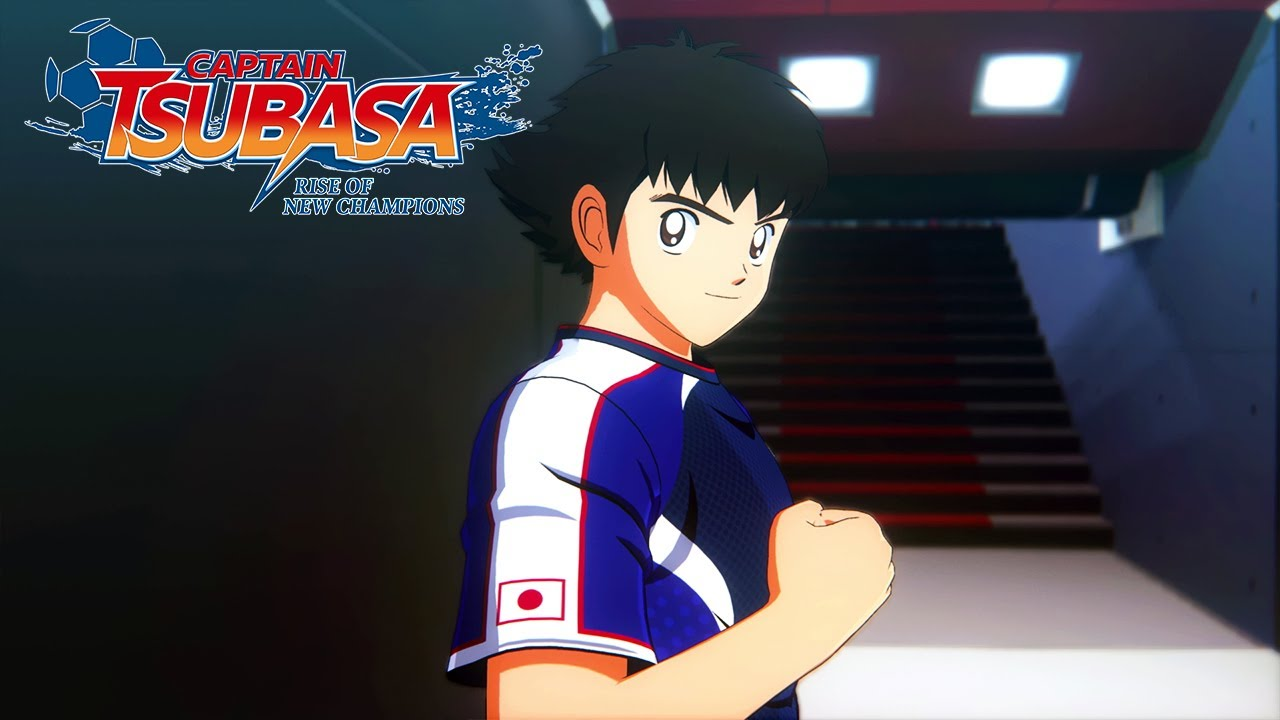 Download Captain Tsubasa: Rise Of New Champions - Episode New Hero Trailer - PS4/PC/SWITCH
