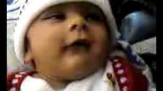 laughing baby arth-mera chota bhai