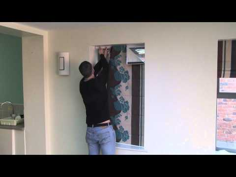 Roman Blinds Timelapse Installation from Curtain Call