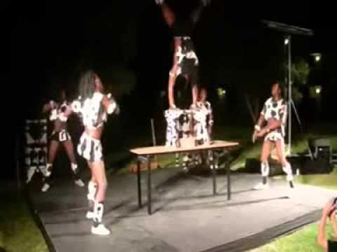 Jambo kids Africa acrobats from Kenya