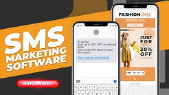 SMS marketing software - how our texting software works and how you can setup SMS autoresponders.