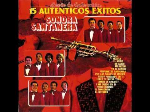 Sonora Santanera canta Silvestre Mercado - Amor de Cabaret