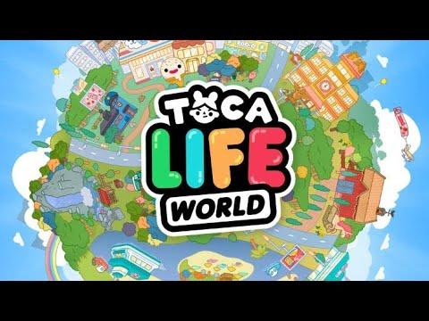toca life world مهكرة للايفون