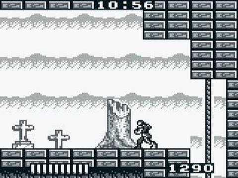 Resultado de imagen de castlevania gameboy