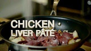 "Breville Presents Chicken Liver Pâté- ""Mind of a Chef Techniques with Magnus Nilsson"""