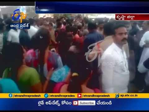 YS Jagan's Praja Sankalpa Yatra | Continues in Krishna District