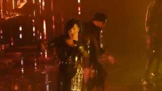 Fire Starter live Demi Lovato Everett, Washington October 2, 2014 Demi World Tour