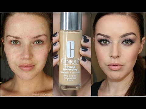 Clinique Beyond Perfecting Foundation And Concealer First