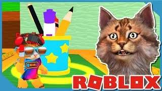 ROBLOX PAINT SPLASH SIMULATOR