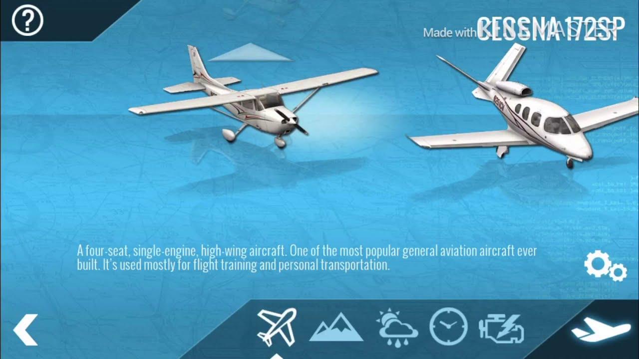X-PLANE 10 - the best mobile flight simulator? - YouTube