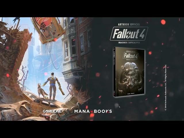 Fallout 4 - Artbook officiel