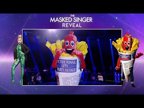 Sausage is Unmasked! | Season 2 Winner Reveal 👸 | The Masked Singer UK
