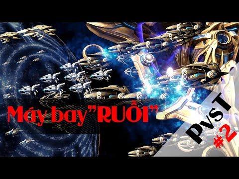 StarCraft II: Cách lên ruồi đối đầu với Terran